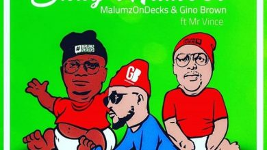 Photo of Malumz on Decks & Gino Brown Ft. Mr Vince – Shay'iNumber (DJ Jim MasterShine Remix)