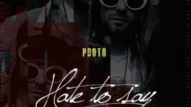 Photo of PdotO – Hate To Say Freestyle