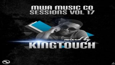 Photo of KingTouch – MWA Music Co Sessions Vol.17 Guest Mix