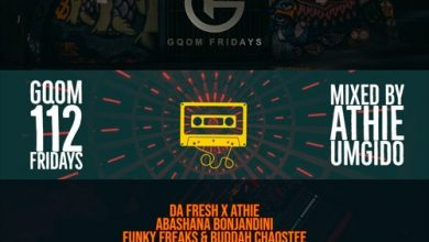 Photo of DJ Athie – GqomFridays Mix Vol.112