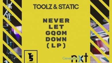 Photo of Toolz n Static – Never Let Gqom Down (LP)