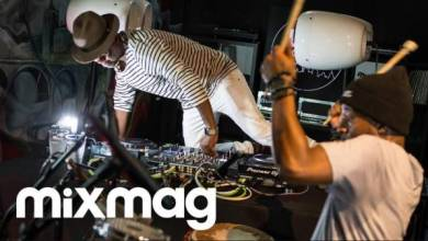 Photo of Black Motion – Epic Live Drum Afro House set in The Lab Johannesburg