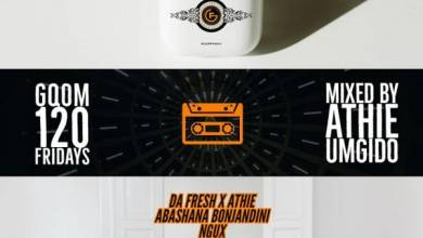 Photo of DJ Athie – GqomFridays Mix Vol.120