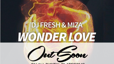 Photo of DJ Fresh & Miza – Wonder Love Ft. Antonio Lyons