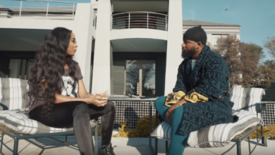Photo of Family Tree Podcast Ep 1 Ft. Cassper Nyovest & Nadia Nakai