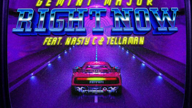 Photo of Gemini Major – Right Now ft. Nasty C & Tellaman