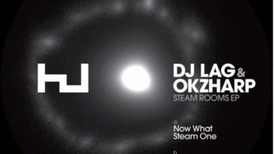 Photo of DJ LAG & Okzharp – Steam Rooms EP