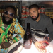 """Drake and Rick Ross Fine-Tuning """"Money In The Grave"""" Video"""