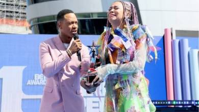 Photo of Sho Madjozi welcomed in style after BET Awards victory for Best New International Act