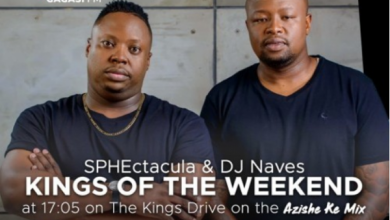 Photo of SPHEctacula & DJ Naves – KOTW Azisheke Mix
