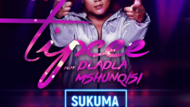 Photo of Tipcee – Sukuma ft. Dladla Mshunqisi