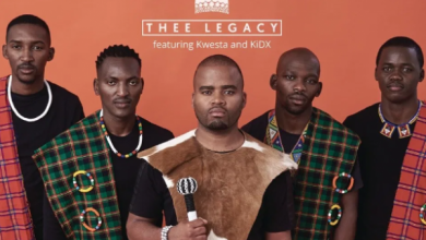 Photo of Thee Legacy – Way'sus Uzoyimela ft. Kwesta, Kid X