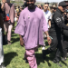 "Kanye West Takes ""Sunday Service"" To An Actual Church"