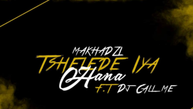 Photo of Makhadzi – Tshelede Iya Hana Ft. DJ Call me