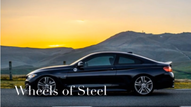 Photo of Villager SA – Wheels Of Steel