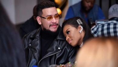 Photo of AKA Dances As DJ Zinhle Drops The Beats