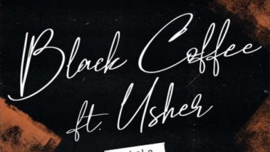 Photo of Black Coffee – LaLaLa Ft. Usher