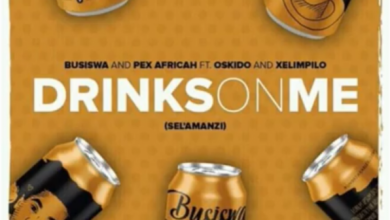 Photo of Busiswa & Pex Africah – Drinks On Me (Sel'amanzi) Ft. Oskido, Xelimpilo