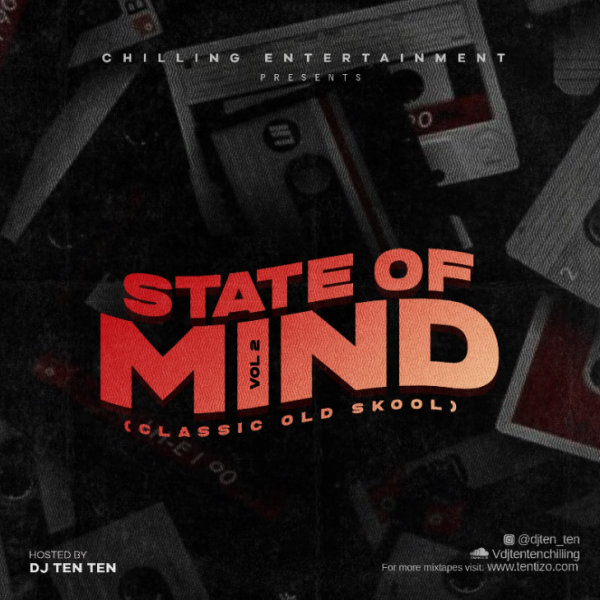 Mp3 Download » Mixtape » DJ Ten Ten - State Of Mind Vol 2