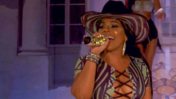 Ashanti Is Almost Naked In New York Fashion Week