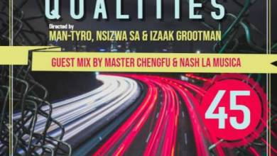 Photo of Master Cheng Fu – Urban Qualities 45 Guest Mix