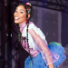 Sho Madjozi turns the title of her hit, John Cena, into a hairstyle
