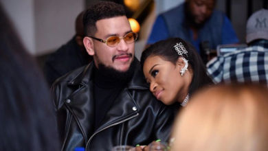 "Photo of AKA gushes over DJ Zinhle ""You're one in a million"""