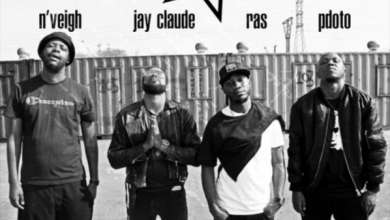 Photo of Ras, N'Veigh & PdotO – Top 5 Ft. Jay Claude
