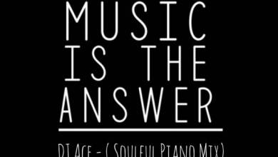 Photo of DJ Ace – Music Is The Answer (Soulful Piano Mix)