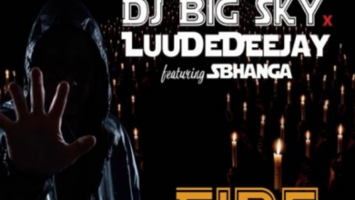 Photo of DJ Big Sky & LuuDeDeejay – Fire ft. Sbhanga