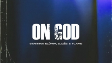 Photo of Elöhim, Elizée & Flame – On God