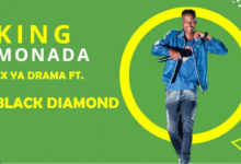 Photo of King Monada – Ex Ya Drama ft. Black Diamond