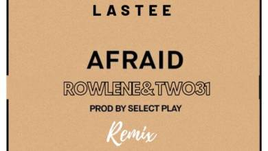 Photo of Lastee ft. Rowlene & TWO31 – Afraid (Remix)