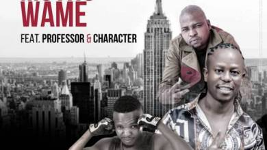 Photo of Vee Mampeezy – Motho Wame ft. Professor & Character