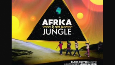Photo of Black Coffee – Africa Is Not A Jungle Mix (2019-12-24)