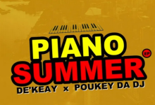 Photo of  De'KeaY & Poukey Da DJ – Piano Summer EP