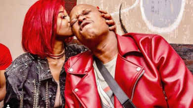 Photo of Fans turn on Babes Wodumo & Mampintsha at the Goduka Music Festival