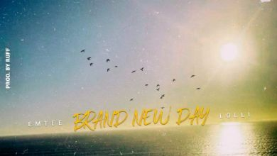 Photo of Emtee – Brand New Day Ft. Lolli