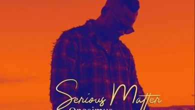 Photo of Onesimus Muzik – Serious Matter