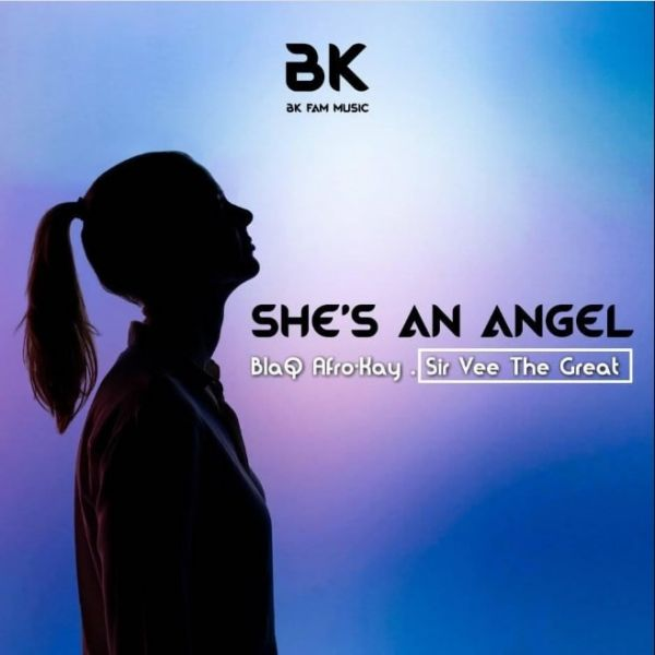 Photo of BlaQ Afro-Kay x Sir Vee The Great – She's An Angel