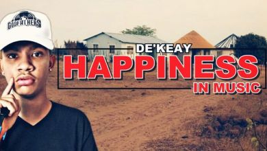 Photo of De'KeaY – Happiness In Music Album