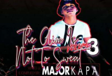 Photo of Major Kapa – The Aim Is Not To Sweat Vol.03