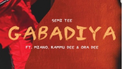 Photo of Semi Tee – Gabadiya Ft. Miano, Kammu Dee & Ora Dee