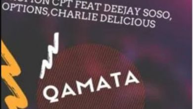 Photo of Skopion CPT – Qamata (Amapiano) ft Deejay Soso x Options x Charlie Delicious