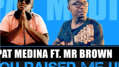 Photo of Pat Medina – You Raised Me Up ft. Mr Brown