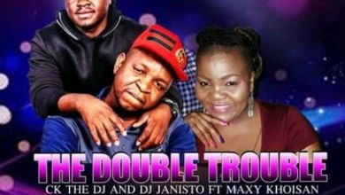 Photo of The Double Trouble – O Jola Le Mang ft. Maxy Khoisan