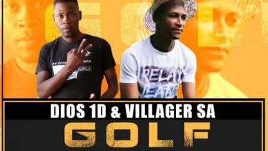 Photo of Dios 1D x Villager SA – Golf (Afro House)