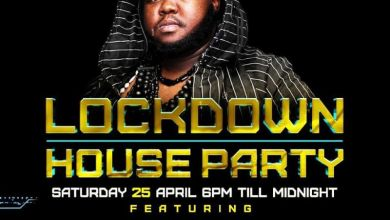 Photo of Heavy K – LockDown House Party Mix