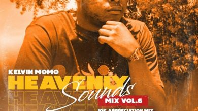 Photo of Kelvin Momo – Heavenly Sounds Mix Vol. 6