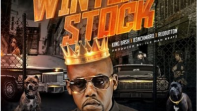 Photo of King Bash  – Winterstock ft. B3nchMarQ & Red Button